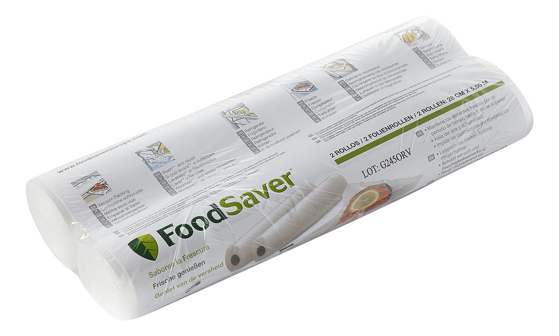 Foodsaver FSR I Rollos envasado al vacío
