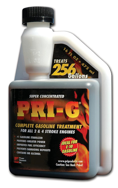 PRI-G 16 oz. Fuel Stabilizer Rotary PRI 16G