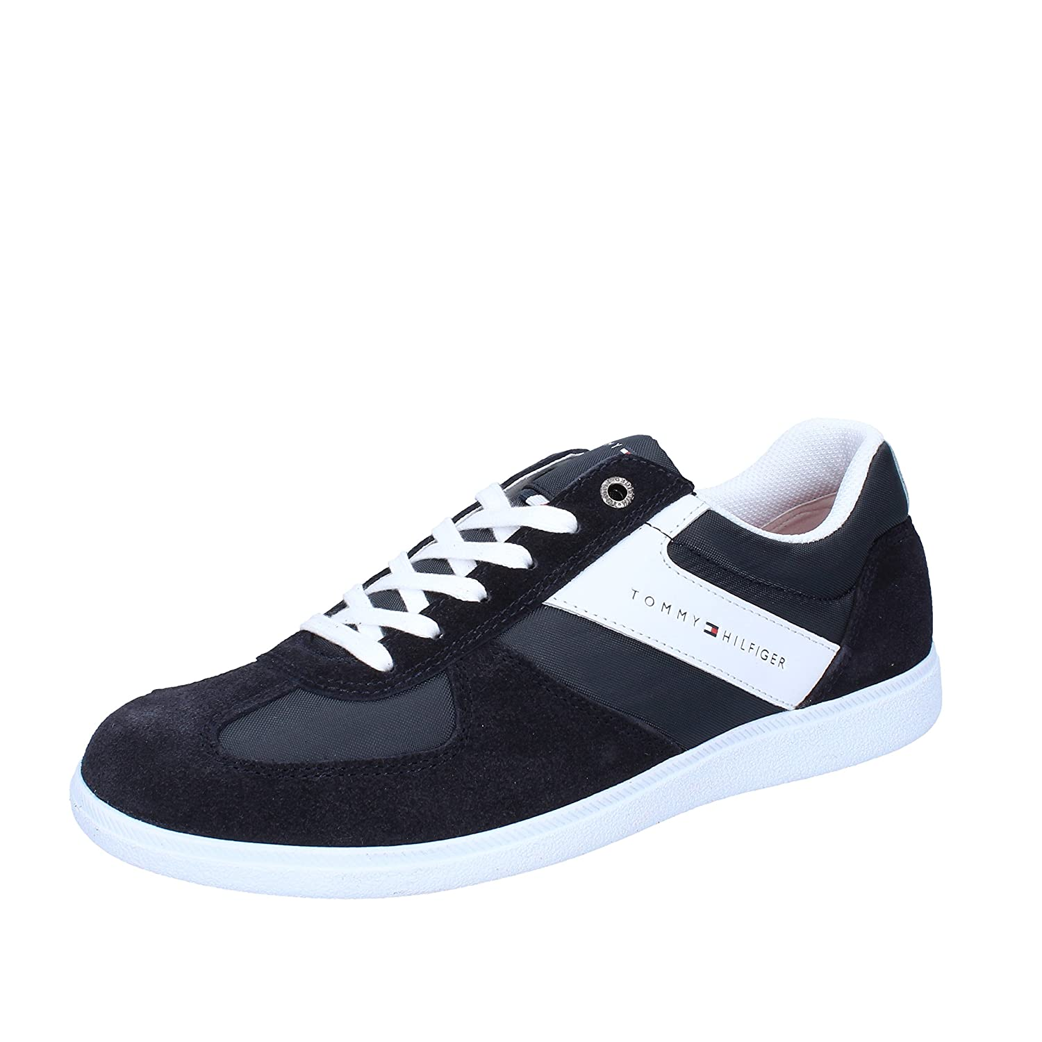 eaca867595eaf Tommy Hilfiger Zapatos D2285ANNY 1C4 Hilfiger Flag Midnight T-40   Amazon.co.uk  Shoes   Bags