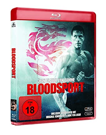 Bloodsport [Alemania] [Blu-ray]: Amazon.es: Jean-Claude van ...