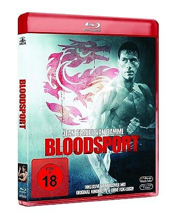 Bloodsport [Alemania] [Blu-ray]: Amazon.es: Jean-Claude van ...
