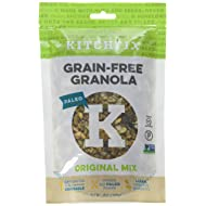 Kitchfix Granola, Grain Free Original, 10 Oz