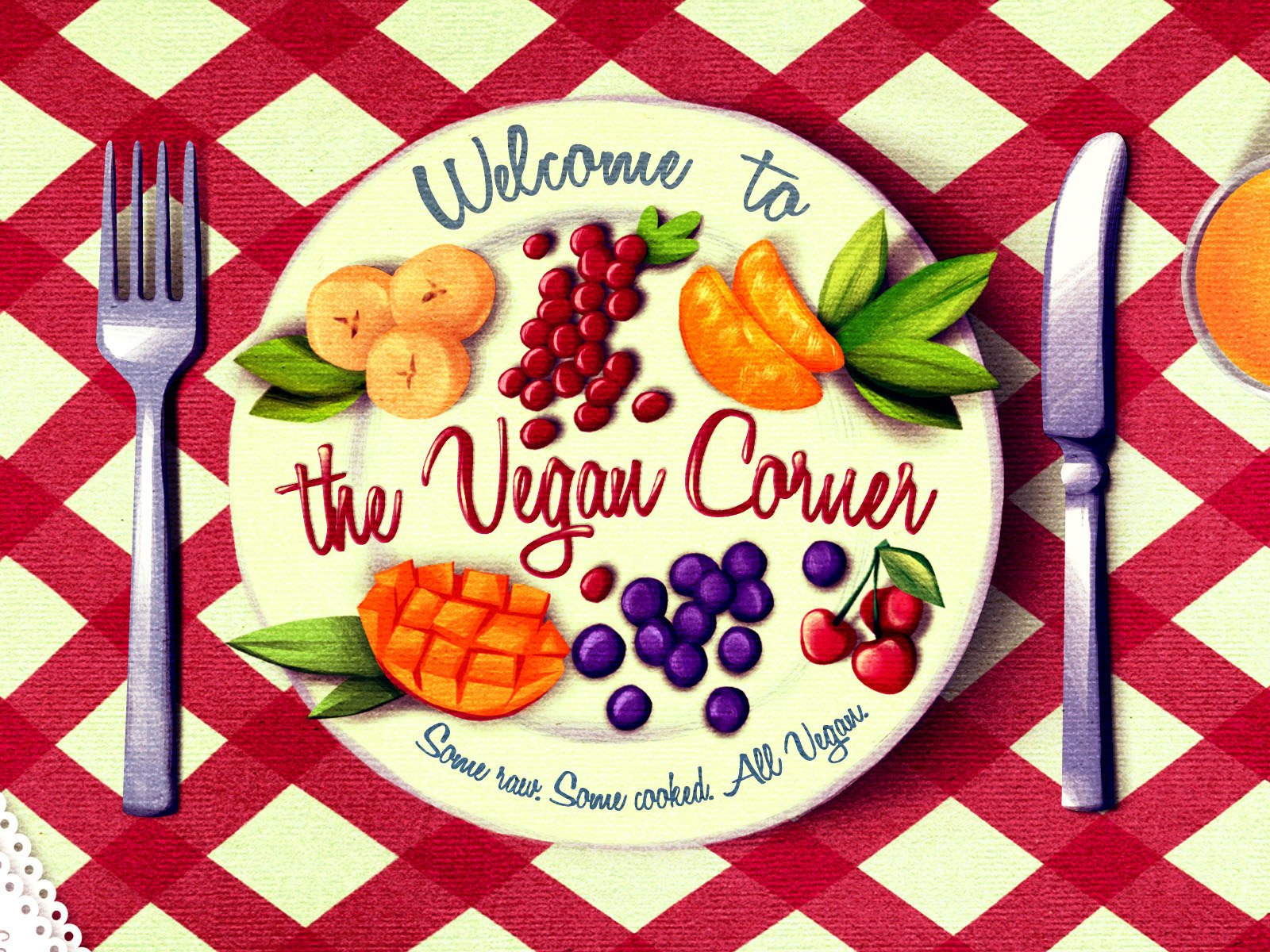Vegan Gift Vegan Cutlery  NO MEAT Vegan