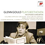 Glenn Gould Plays Beethoven: The 5 Piano Concertos