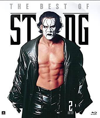amazon com wwe the best of sting sting vader cactus jack wwe