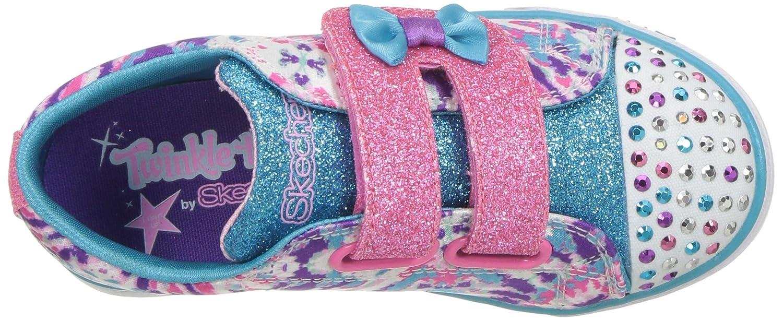 Skechers Kids Sparkle Glitz-Lil Dazzle Sneaker 10847N