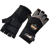 Ergodyne ProFlex 910 Impact Protection Work Gloves, Small, Black