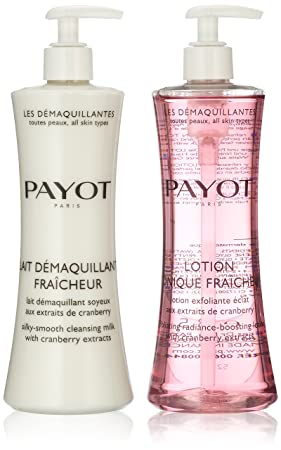 duo demaquillant payot