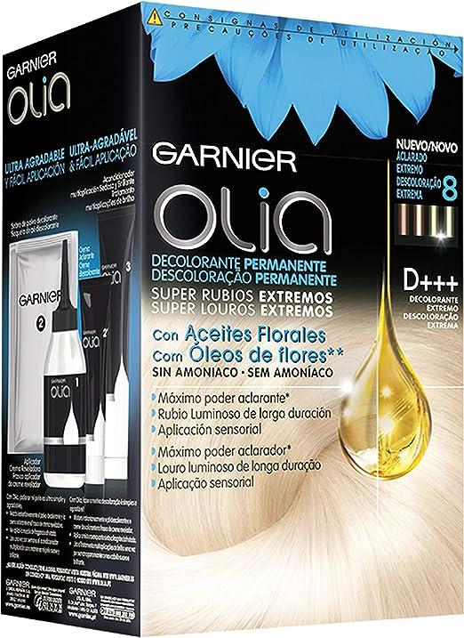 Garnier Olia, Decolorante Permanente sin Amoniaco con Aceites ...