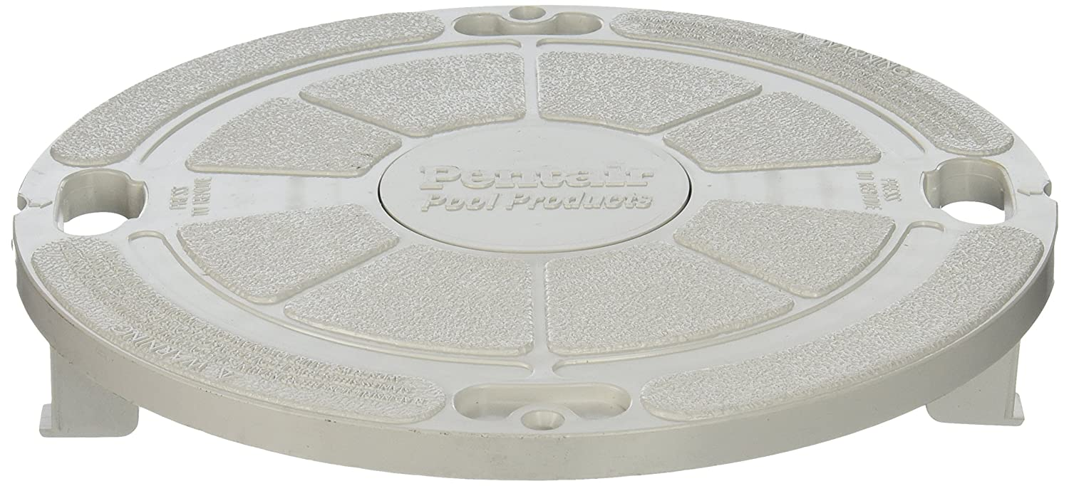 Pentair 85007400 White Lock Down Lid Replacement Admiral Pool and Spa Skimmer