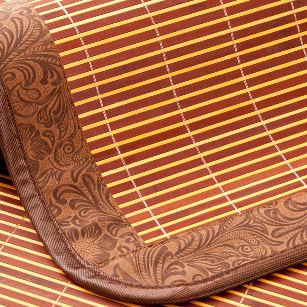Ren Chang Jia Shi Pin Firm Bamboo mat bamboo cushion mat folding mat sofa cushion summer mat family dormitory mat tatami hotel mat soft comfortable mat mattress yoga mat by Ren Chang Jia Shi Pin Firm