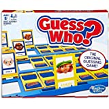 Guess Who Classic - the original guessing game - 2 Players - Board Games & Kids Toys - Ages 6+
