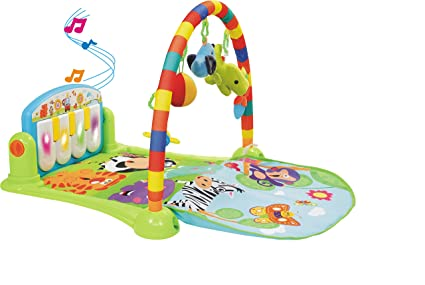 2a8e4eeeedf07 Buy Playhood Baby Gym Musical with Piano Online at Low Prices in ...