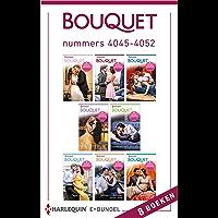 Bouquet e-bundel nummers 4045 - 4052