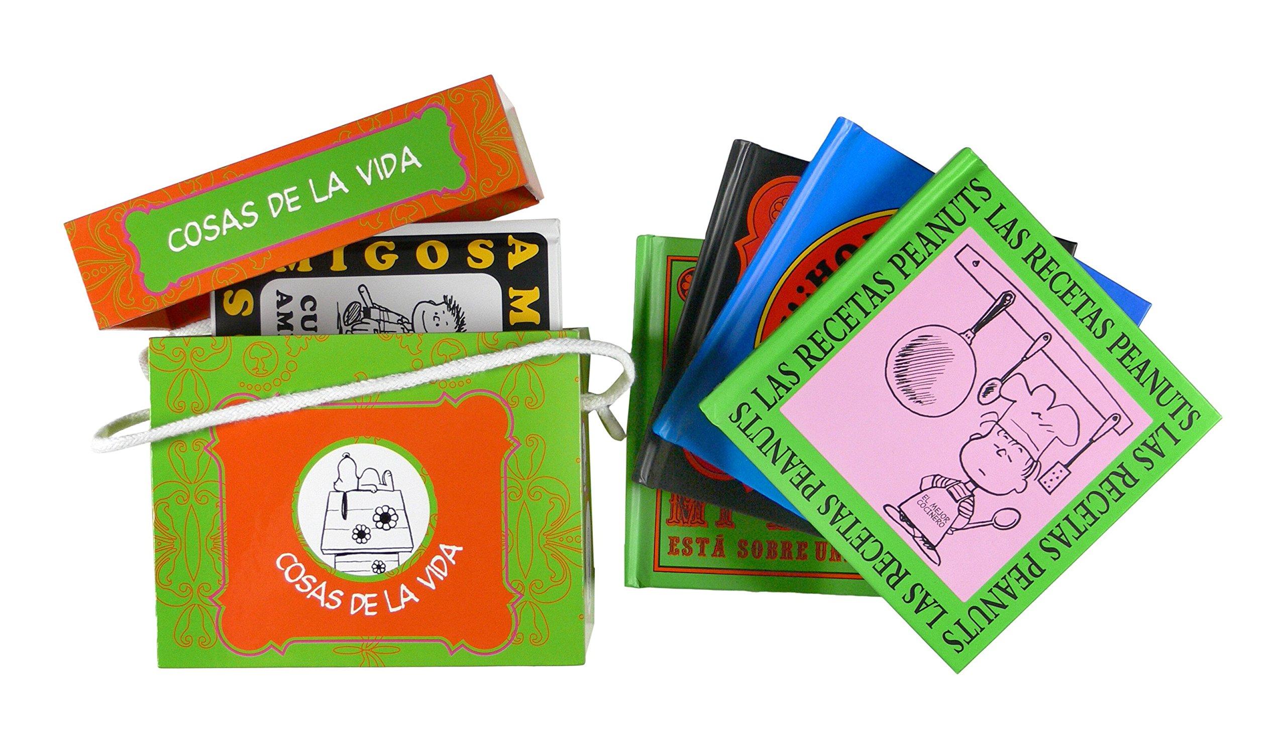 Peanuts. Cosas de la vida (Spanish) Board book – 2009