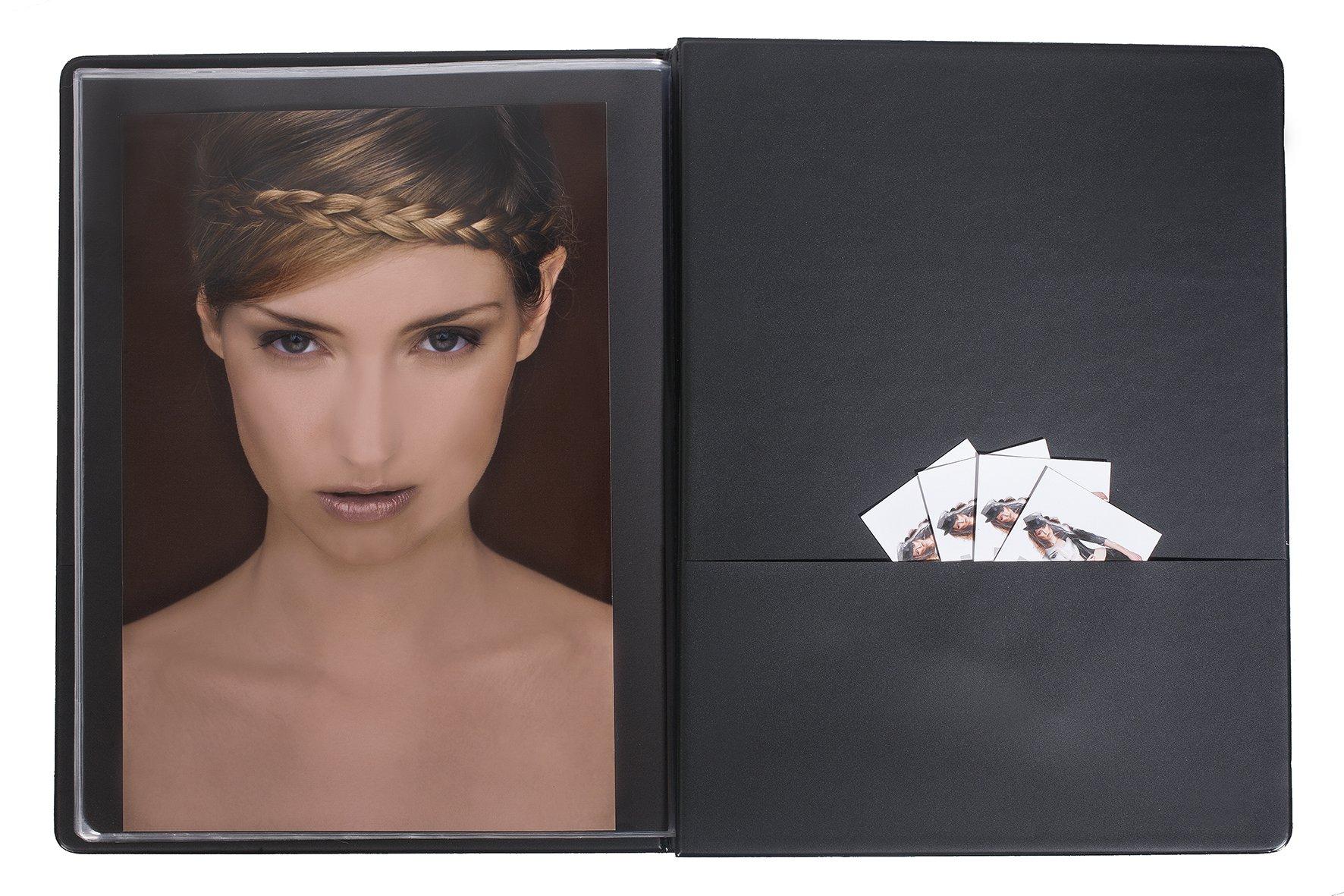 Model Book, Modelbook, model portfolio, portfolio book