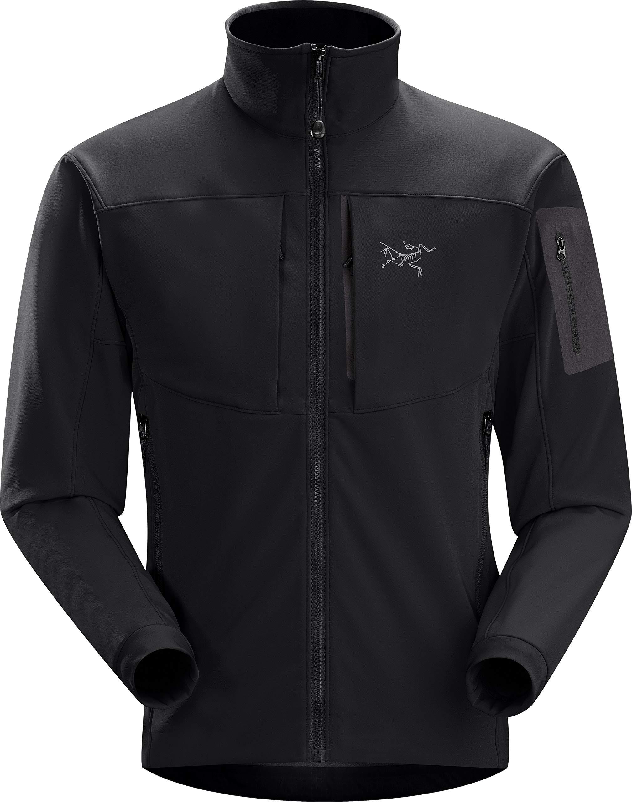 Arc'teryx Gamma MX Jacket Men's (Blackbird, XX-Large) by Arc'teryx