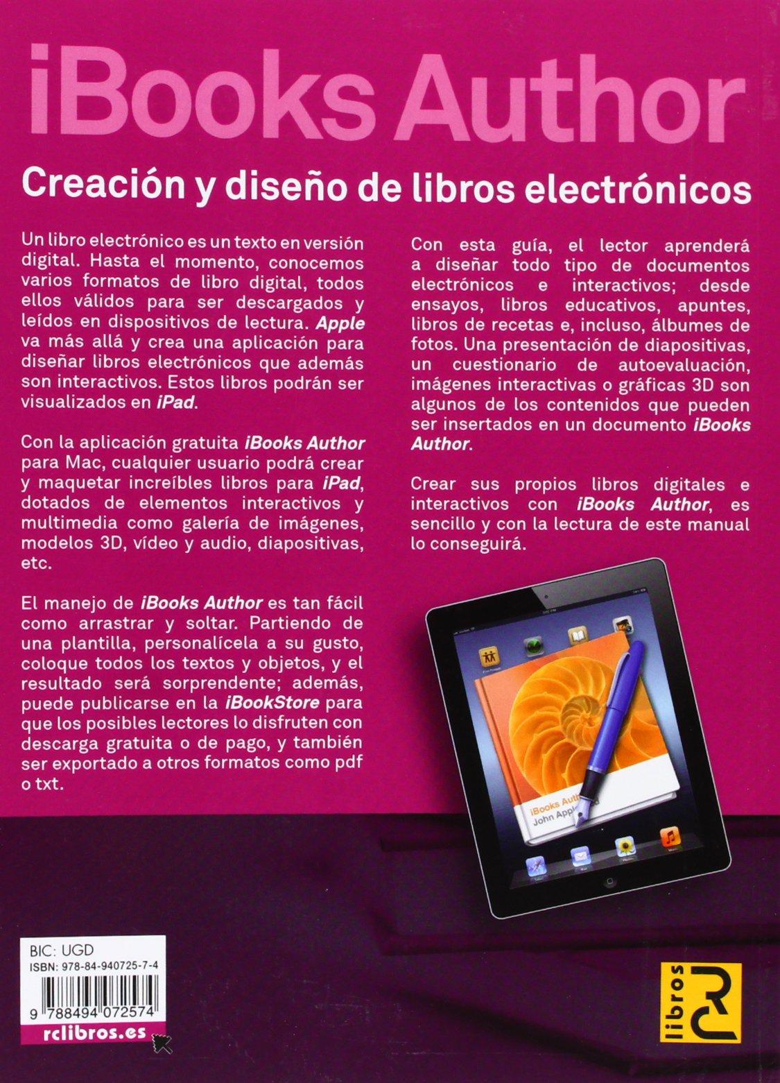 Contemporáneo Plantilla Ibook Festooning - Ejemplo De Colección De ...
