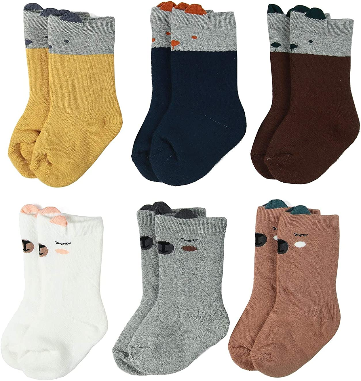 QA/_ Newborn Baby Girl Cotton Tights Pantyhose Warm Tights For Baby Stockings G