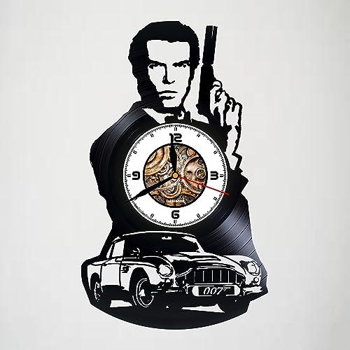 Amazon Com James Bond Special Agent Handmade Vinyl