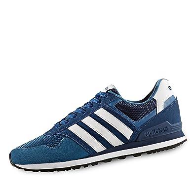 adidas neo Herren Sneaker blau 43 13: : Schuhe