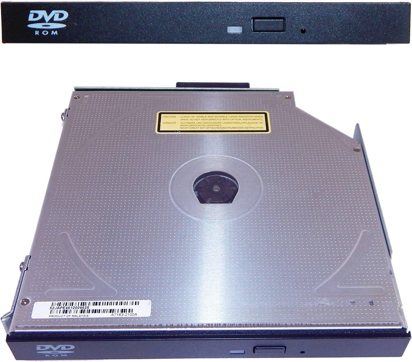 HP A7163A Slimline DVDROM w/Tray A6961-00128 for rx4640/rp4440
