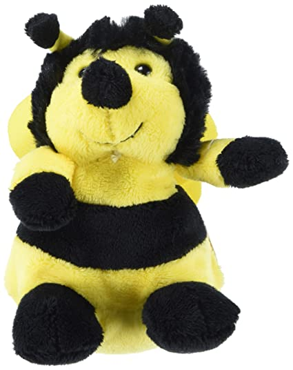 Amazon Com Rhode Island Novelty Bumble Bee Plush Bean Filled
