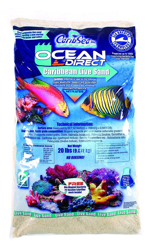 Ocean Direct Natural Live Sand