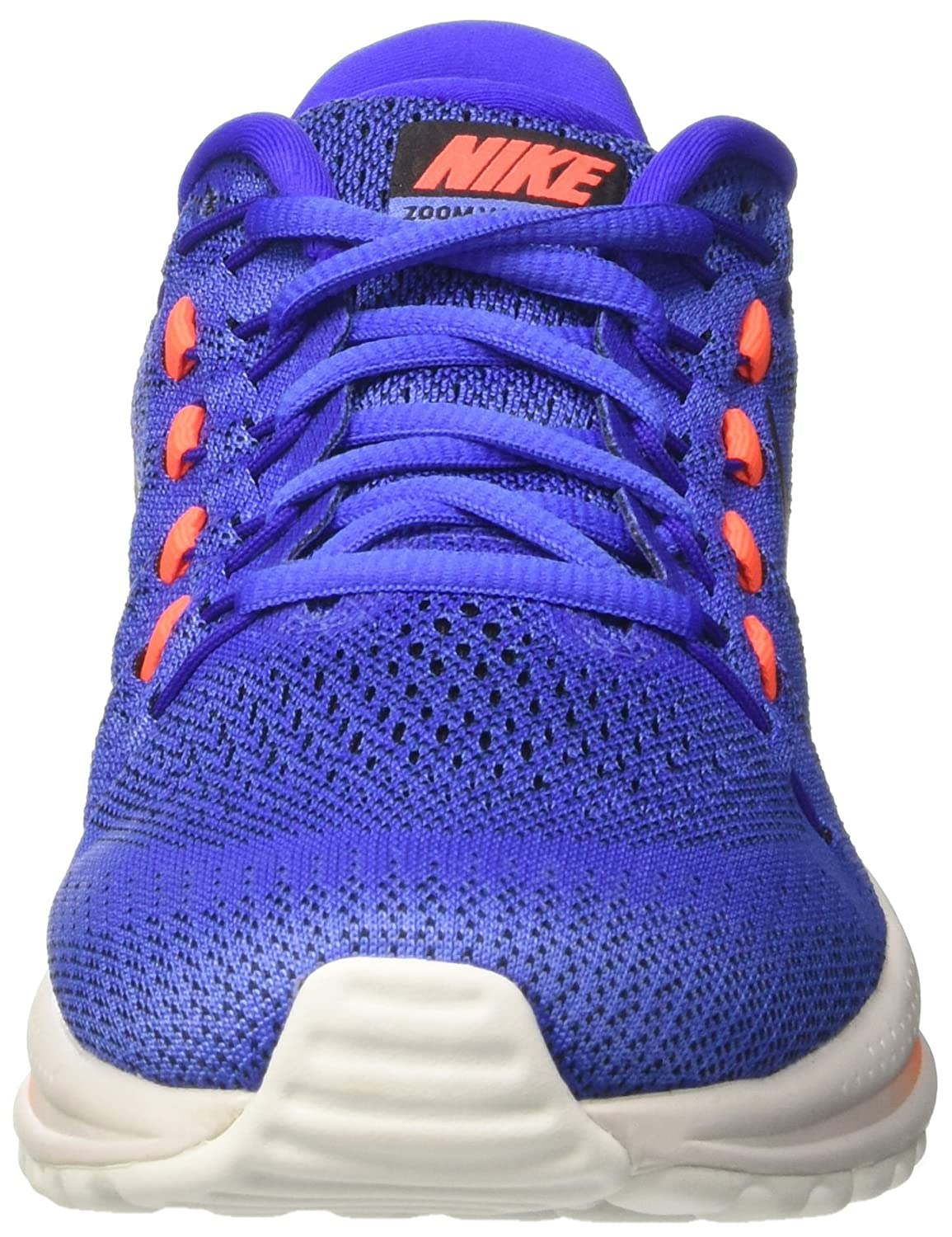 Amazon.com | NIKE Men's Air Zoom Vomero 12 Running Shoes (12, Blue) | Road  Running