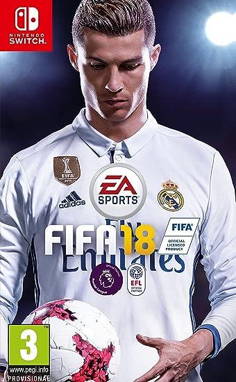 FIFA 18 - Nintendo Switch [Importación inglesa]: Amazon.es ...