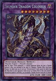 Yugioh Thunder Dragondark SOFU-EN019 1st Edition NM