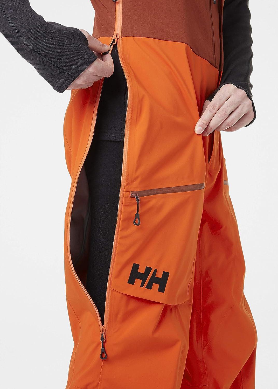 Helly-Hansen Mens Odin Mountain 3L Hiking Shell Bib Pant