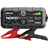 NOCO Boost X GBX45 1250A 12V UltraSafe Portable Lithium Jump Starter, Car Battery Booster Pack, USB-C Powerbank Charger, and