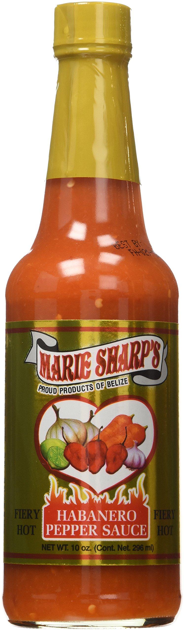Marie Sharp's Fiery Hot Sauce (Pack of 2)