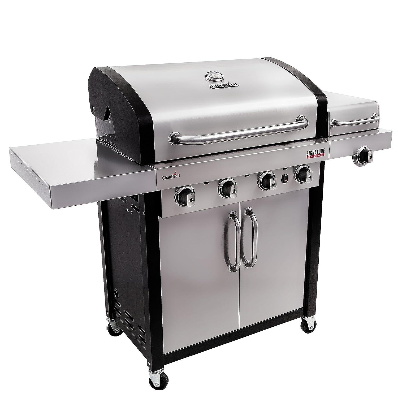Amazon.com : Char-Broil Signature TRU-Infrared 525 4-Burner Cabinet Liquid  Propane Gas Grill : Garden & Outdoor