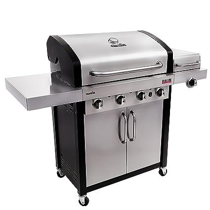 amazon com char broil signature tru infrared 525 4 burner cabinet rh amazon com