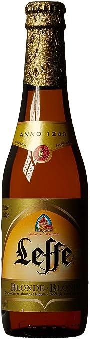 12 opinioni per Leffe Birra Blond Bottiglia Ml.330