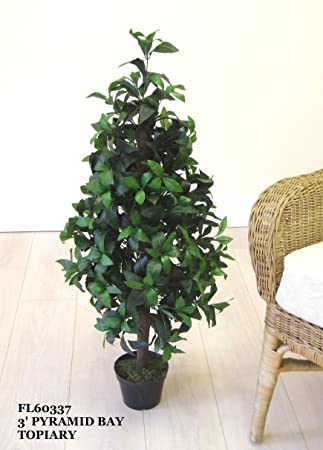 office flower pots. artificial plants 3ft bay tree in a pot pyramid shaped 09m indoor office flower pots k