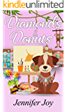 Diamonds & Donuts: A Jessica James Cozy Mystery (Murder on the Equator Book 4)