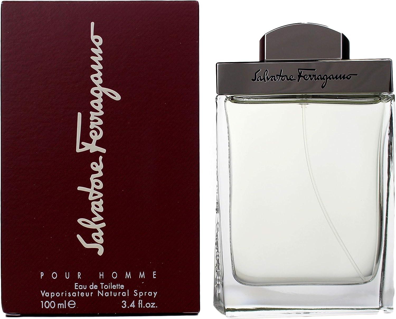 Salvatore Ferragamo S.Ferragamo Pour Homme Edt 100 Ml - 100 ml