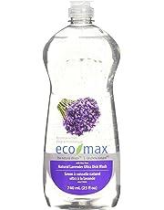 Eco-Max Ultra Dish Wash, 740 ml, Natural Lavender