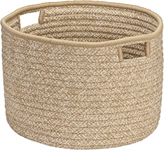 """product image for Colonial Mills Casablanca Basket, 20""""x20""""x14"""", Sand"""