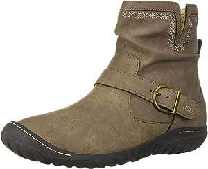 JBU by Jambu Women's Dottie-Water Resistant Ankle Boot