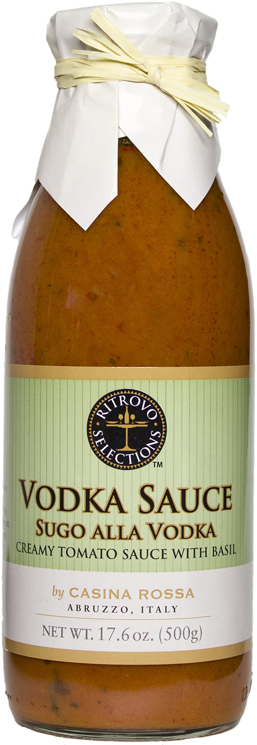 Casina Rossa Sugo al Vodka, 17.6 Ounce