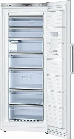 Bosch GSN54AW40 - Congelador (Vertical, Independiente, Color ...