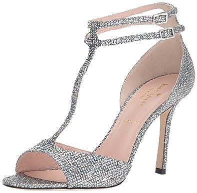 df5c3b56e95 Amazon.com  Kate Spade New York Women s INES Heeled Sandal  Shoes