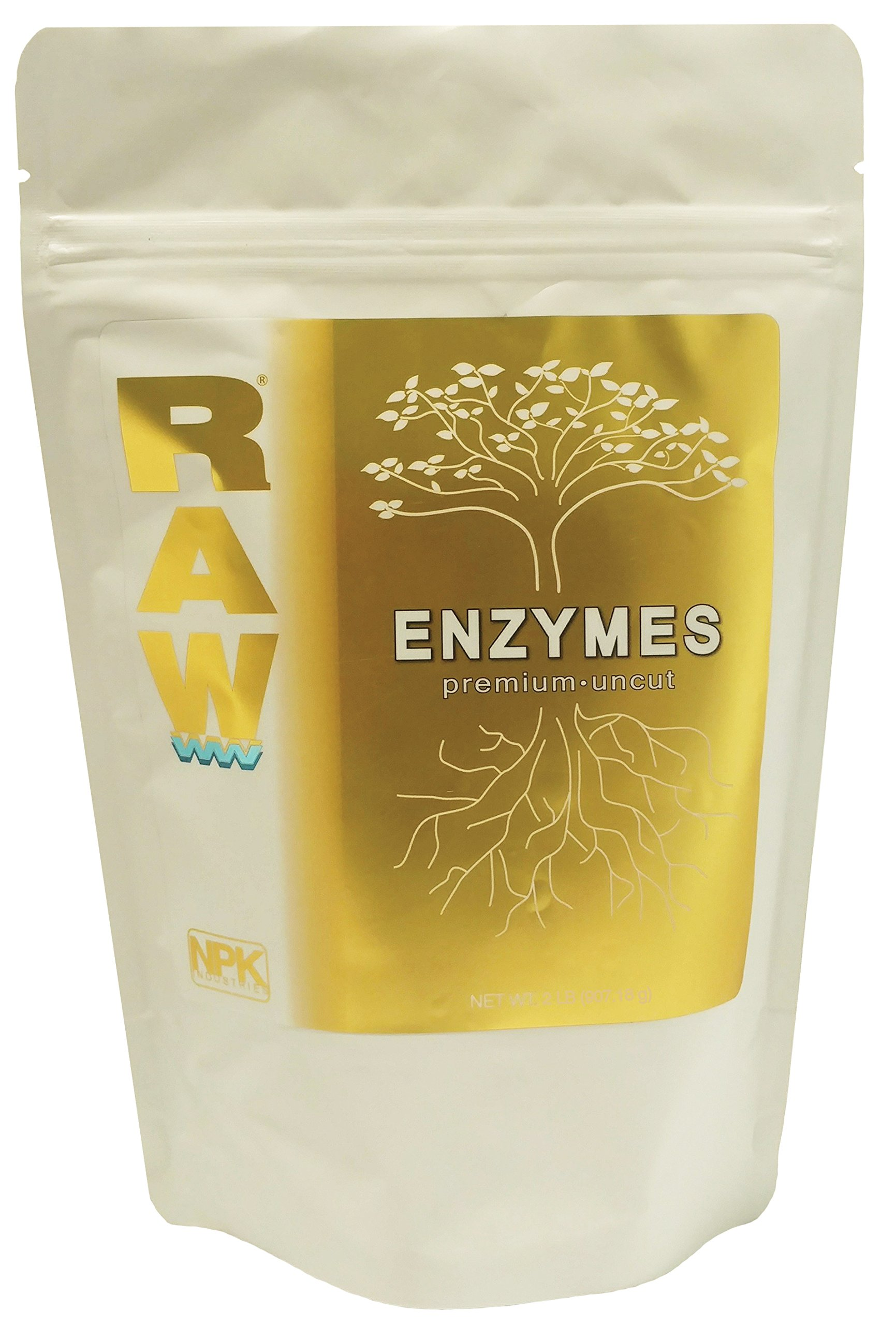 NPK Industries 717998 Raw Enzymes, 2 lb