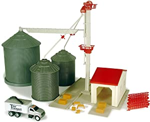 Ertl Farm Country Grain Feed Set