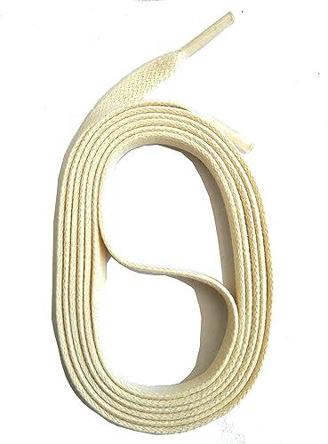 SNORS Cordones encerados, planos, 5 mm, 20 colores, 4 longitudes ...