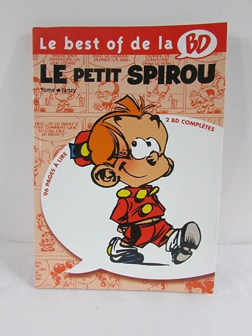 11c84b14b69c EDITIONS DUPUIS Bande dessinée - Le Petit spirou - Best of de la BD ...